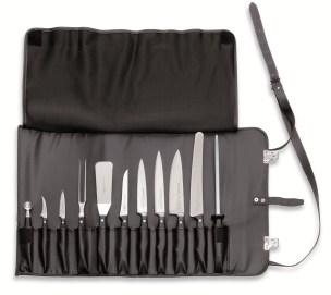 F Dick 11 Piece Chef's Set in Roll Bag |  F Dick 8106300