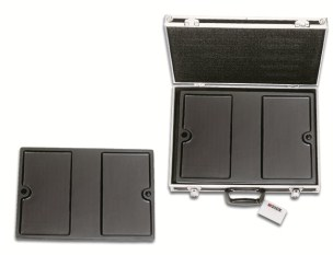 F Dick Chef's Briefcase with 2 magnetic inserts, empty |  F Dick 8117601