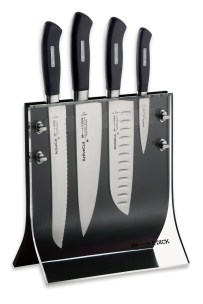 "F Dick Knife Block ""4Knives"", 4-pieces Active Cut 